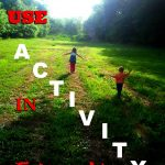 Looking to spice up your homeschool? Get up and Get active.
