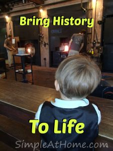 Bring History to life With Field Trips