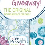 Get your copy of well planned day