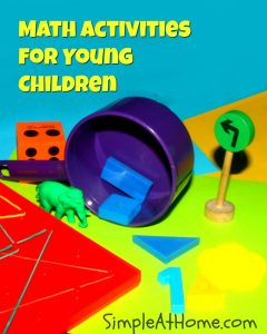 Math Activities for Young Children
