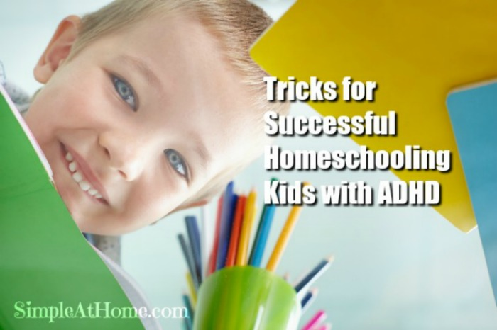 Homeschooling the adhd child