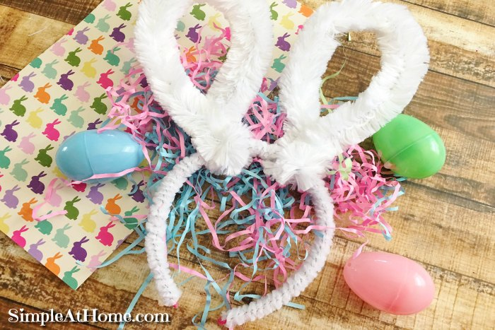 DIY Easter Bunny Headband
