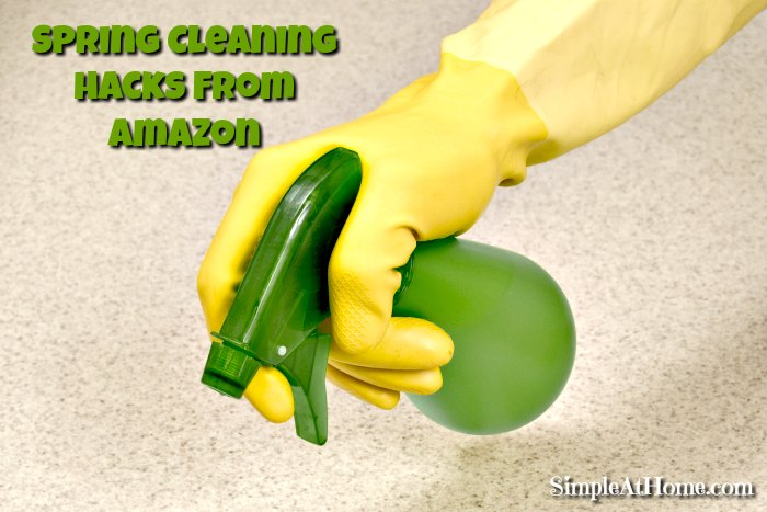 Get Spring Cleaning Help From Amazon?