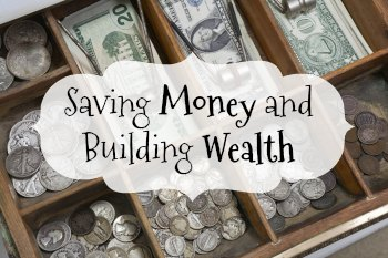 Simple At Home saving money and building wealth