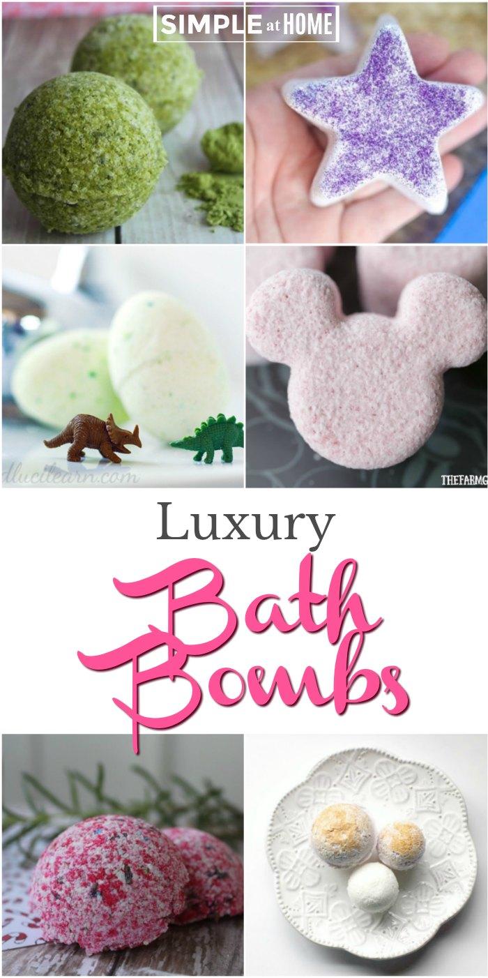 how to make lush bath bombs at home