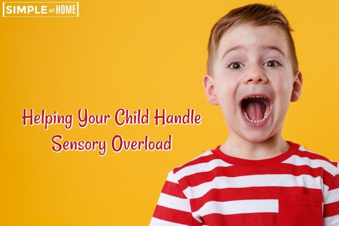 Cope Sensory Overload