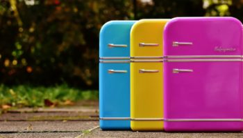 The Next Big Trend in Kitchen Design: Colorful Appliances