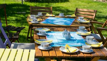 Decor Accessories Ideas for Outdoor Yard