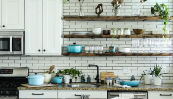 Top 8 Ways To Make Your Kitchen Look Organized and Tidy